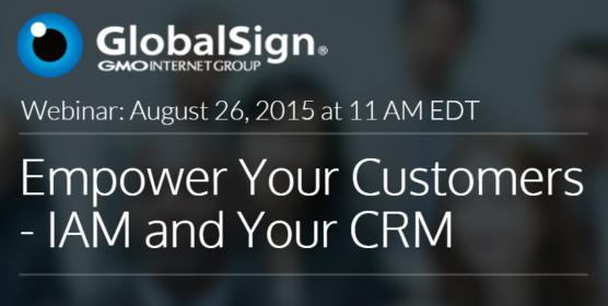 Webinar: Empower Your Customer - IAM and Your CRM