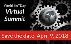 GlobalSign IoT Security Experts to Participate in Industrial Internet Consortium's World IoT Day Virtual Summit