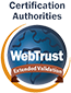 Extended Validation WebTrust for Certificate Authorities