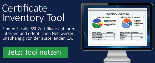Certificate Inventory Tool