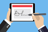 GlobalSigns digitale Signaturen für DocuSign