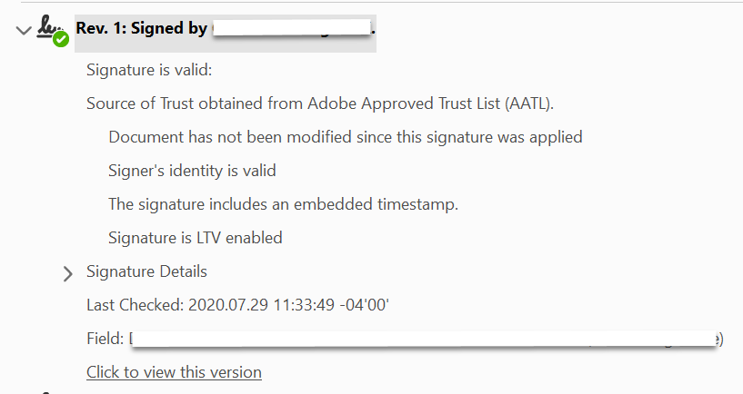 adobe reader green checkmark next to authentic signature.png