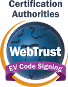 Extended Validation WebTrust for CodeSign