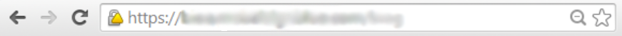 Google URL Warning