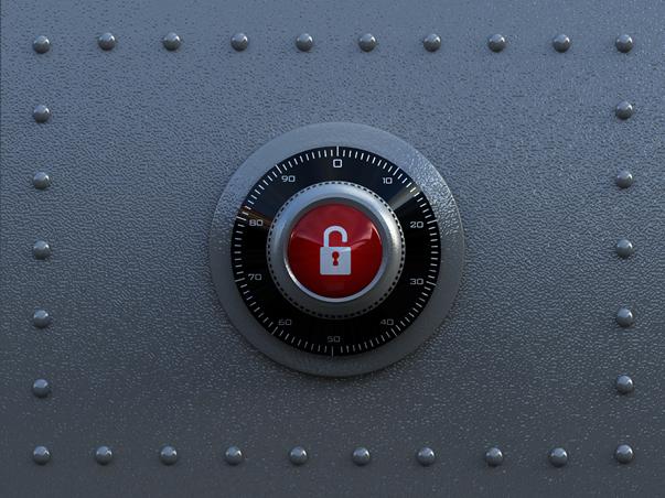 Vault lock