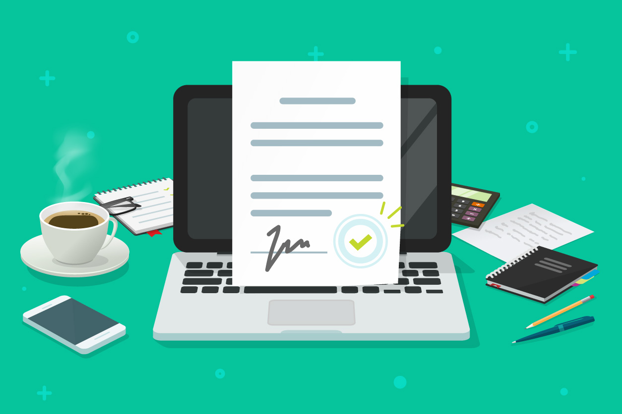 Digital Signatures: The New Normal Solution?