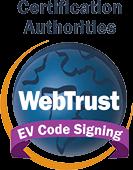 Extended Validation WebTrust for CodeSign