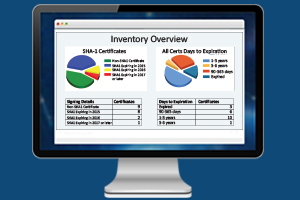 New Certificate Inventory Tool