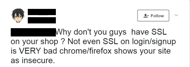 ssl shaming