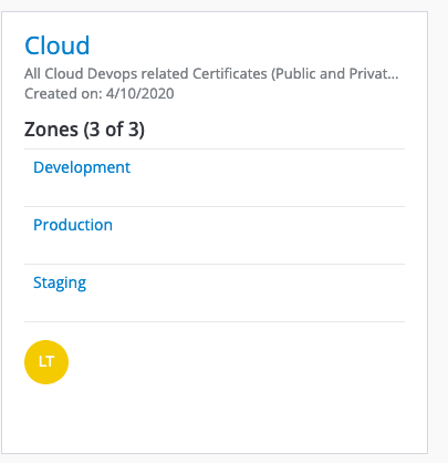 venafi kubernetes_image9_zone id for project cloud