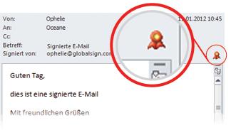 Signierte E-Mail