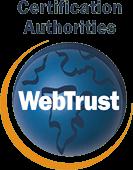WebTrust for Certificate Authorities
