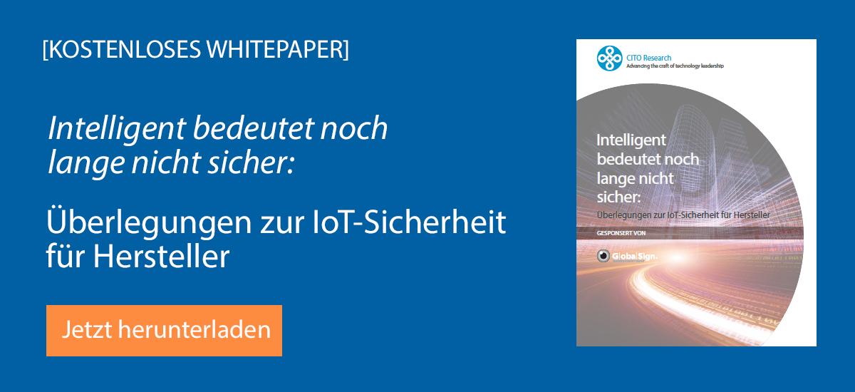 IoT Whitepaper Download