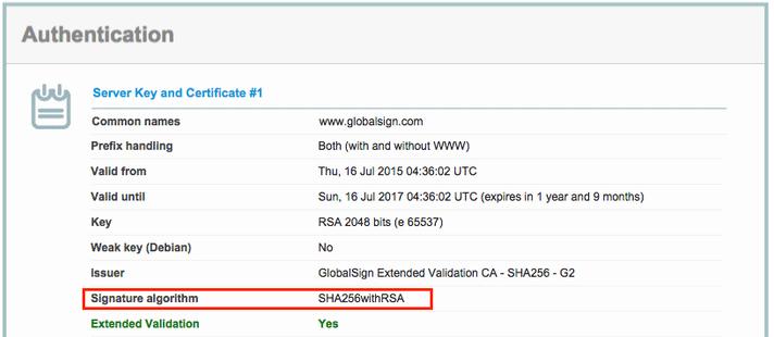 Find SHA-1 Certificates