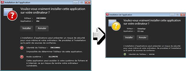Windows 8 Warning