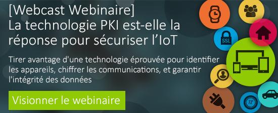 Webinar PKI for IoT