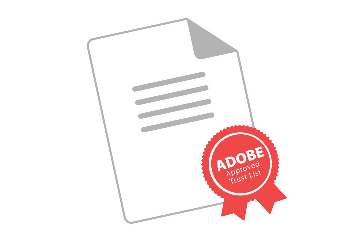 GlobalSign's Powerful Signing Solutions (Part 1): Adobe Approved Trust List (AATL)