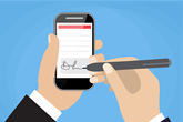 Difference Between Electronic Signatures and Digital Signatures