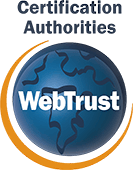 WebTrust for Certificate Authorities