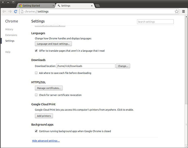 Importing a PKCS12 Digital ID in Linux Ubuntu using Chrome
